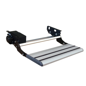 Electric Step with See-Saw Motion