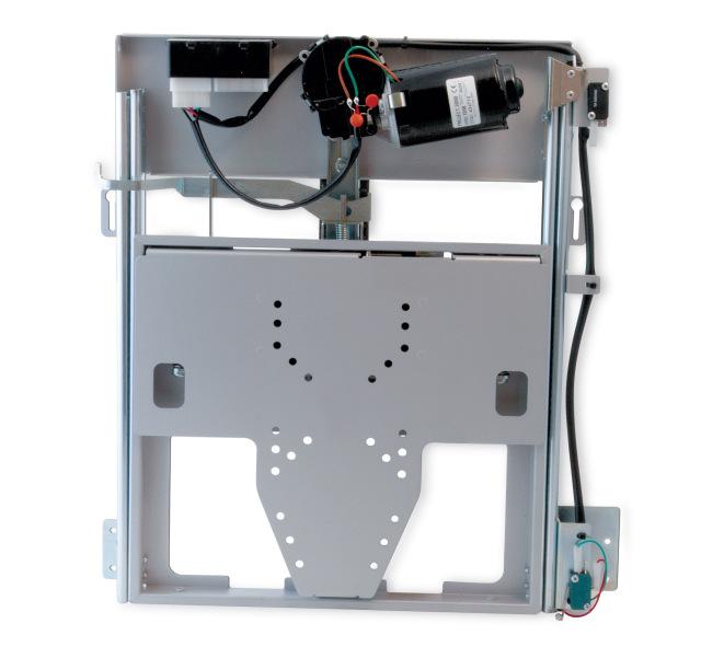 LCD Bracket for ceiling outgoing from above